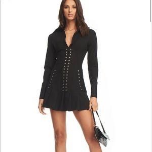 I Am Gia Molly Dress - Black